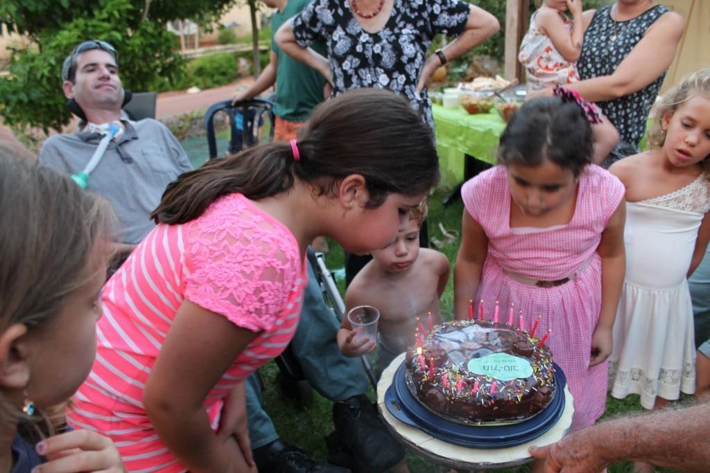 חוגגות יום הולדת