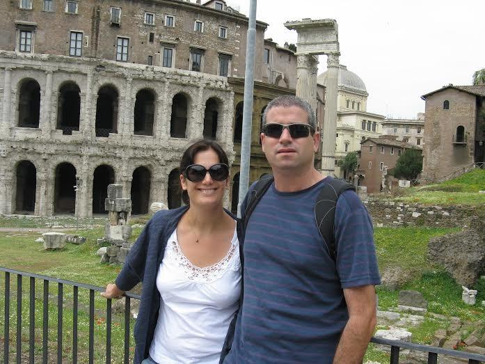 עם זוהר ברומא ממש עם גילו המחלה 2009